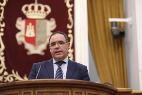 Prieto acusa a los socialistas de prometer autovías como la de Cuenca-Albacete sólo para usarlas en campaña electoral
