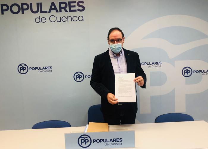 Prieto anuncia el inicio de una recogida de firmas provincial contra la Ley Celaá