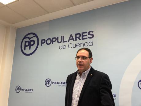 Prieto reivindica al PP como referente de los ciudadanos y único defensor de los problemas y necesidades de la provincia