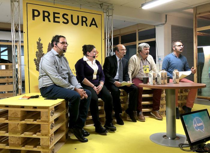 Prieto reivindica la importancia de vincular lo público y lo privado en la lucha contra la despoblación