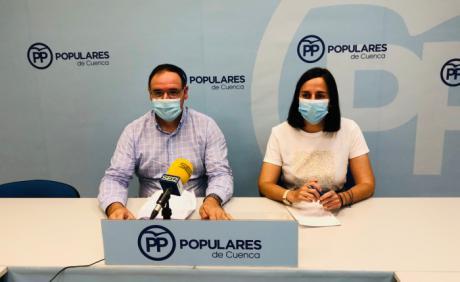 """El PP alerta de que en la planta de residuos de Almonacid del Marquesado, """"la mayoría de los residuos se entierran sin tratar cerca de pozos de agua"""""""