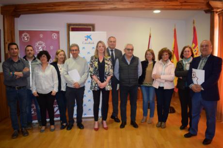 El Ayuntamiento de Tarancón renueva el convenio del Programa Compartir