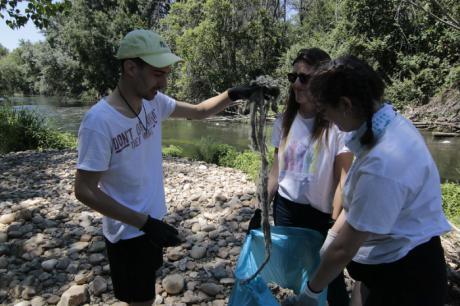 La Confederación Hidrográfica del Tajo se une al Proyecto LIBERA para luchar contra la basuraleza