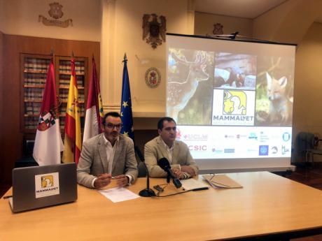 El Instituto de Investigación en Recursos Cinegéticos lidera el proyecto europeo MammalNet sobre fauna salvaje y ciencia ciudadana
