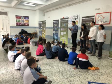 La Junta pone a disposición de los centros educativos de la región varias actividades de educación ambiental