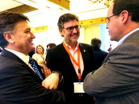 Prieto defiende que el futuro del medio rural pase por la optimización de los recursos ya existentes en el territorio