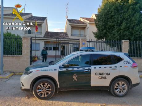 La Guardia Civil ha detenido a un hombre que quebrantó una orden de alejamiento y agredió a su pareja sentimental
