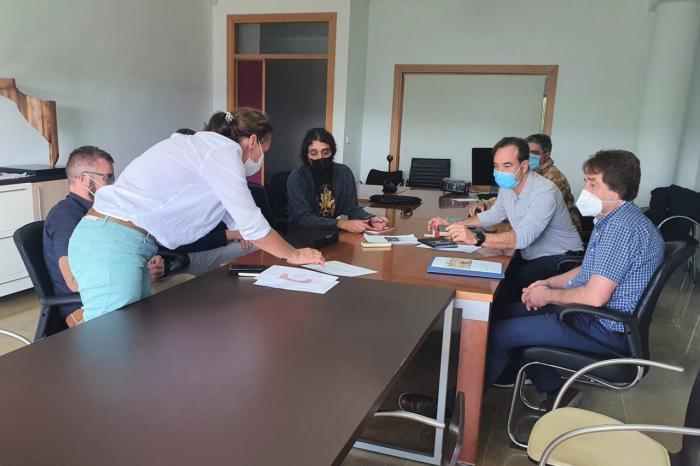 El Ayuntamiento paraliza la obra de restauración del Puente de La Melgosa por motivos técnicos e históricos
