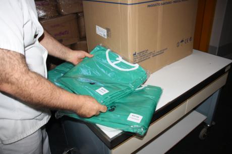 Sanidad ha distribuido otros 41.328 artículos de protección frente al coronavirus en el área de Salud de Cuenca