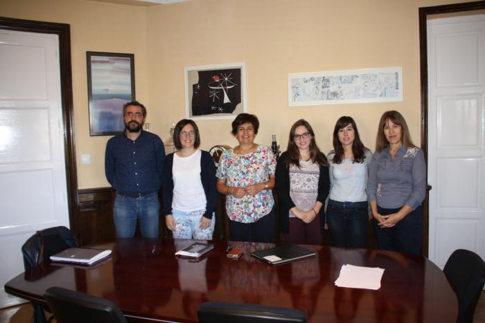Residentes de Enfermería Familiar y Comunitaria completan su formación en la Dirección Provincial de Sanidad de Cuenca