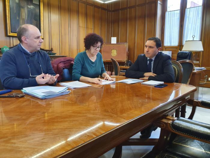 La Diputación va a retomar el trabajo con los grupos de acción local para afrontar el reto demográfico