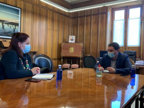 La Diputación otorgará una ayuda de 25.000 euros para actuar en la Vivienda de Mayores de Barajas de Melo