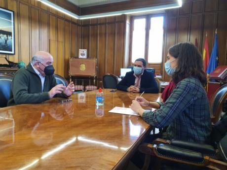 La Diputación aumenta la cuantía del convenio con Cáritas en un 11 por ciento hasta llegar a los 30.000 euros