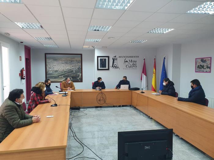 La Diputación se implica para que la provincia tenga una sola voz en materia de agua