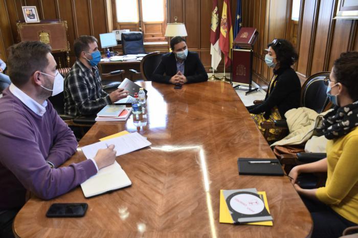 La Diputación ve en el diseño un sector con futuro para crear valor añadido en la provincia y el medio rural