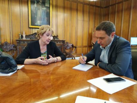 La Diputación firma un convenio con la UCLM para apoyar 10 proyectos de investigación por valor de 50.000 euros