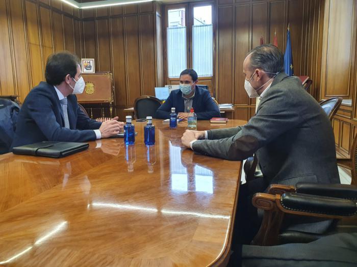 La Diputación y la UCLM firmarán un convenio para generar sinergias en torno al Parque Científico y Tecnológico