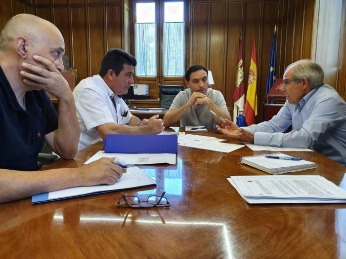 Diputación hace una modificación presupuestaria para que el balneario de Yémeda salga adelante