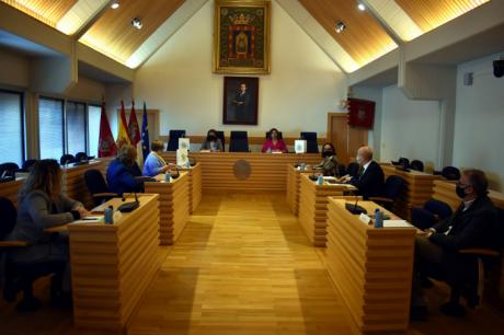 Pilar Zamora y Patricia Franco impulsan diversas estrategias de promoción de Ciudad Real