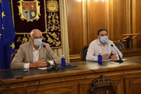 La Diputación gestionará los más de 2 millones de euros en ayudas por el temporal DANA