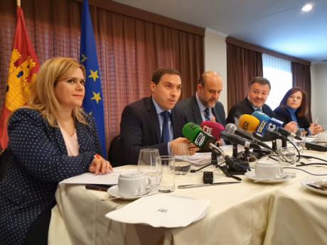 El convenio de bomberos entre Diputación y Ayuntamiento de Cuenca dará servicio a un tercio de la provincia