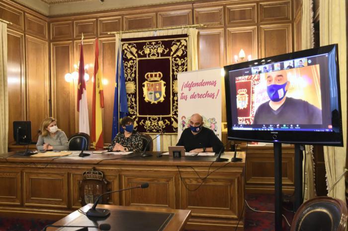 La Diputación colabora por primera vez con In Genero que ha atendido a 225 personas que ejercen la prostitución en Cuenca