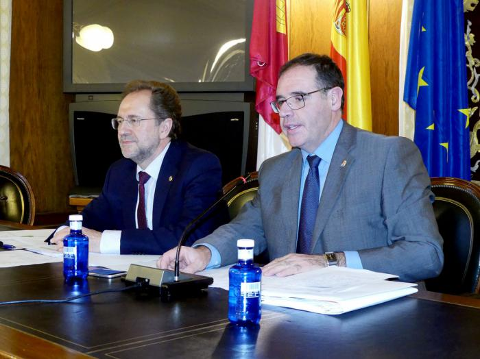 """Prieto tilda el presupuesto de la Diputación para 2019 de """"inversor y ajustado a las necesidades de la provincia"""""""