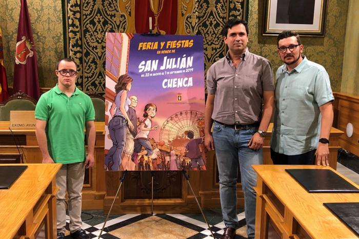 La capital se prepara para vivir las primeras Ferias y Fiestas de San Julián con limitación de ruidos para la comodidad de los menores con autismo