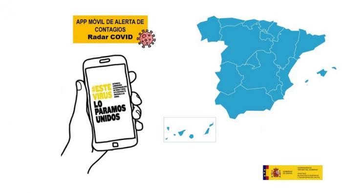 La patronal apoya la puesta en marcha de la aplicación 'Radar Covid'