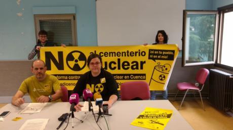 El 13 de mayo los vecinos de la comarca de Villar de Cañas reivindicarán su dignidad oponiéndose al ATC