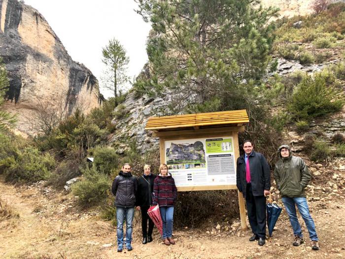 Diputación invierte 20.000 euros en la construcción de una vía ferrata en Fuertescusa