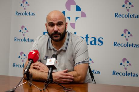 Sala de Prensa | Lidio Jiménez - [Recoletas At. Valladolid 25-29 Ciudad Encantada]