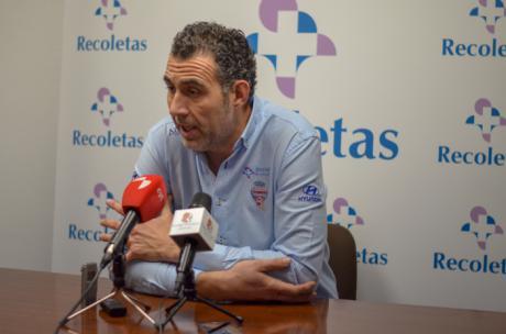 Sala de Prensa | David Pisonero - [Recoletas At. Valladolid 25-29 Ciudad Encantada]