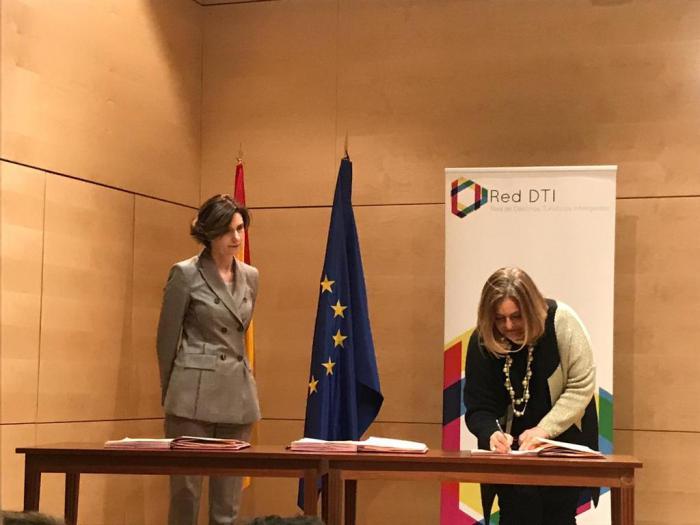 Segarra asiste a la constitución de los órganos de gobierno de la Red de Destinos Turísticos Inteligentes