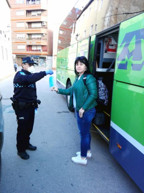El Gobierno de España inicia un segundo reparto en Cuenca de 60.000 mascarillas