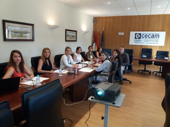 CEOE CEPYME Cuenca participa en un proyecto para fomentar la formación profesional para el empleo