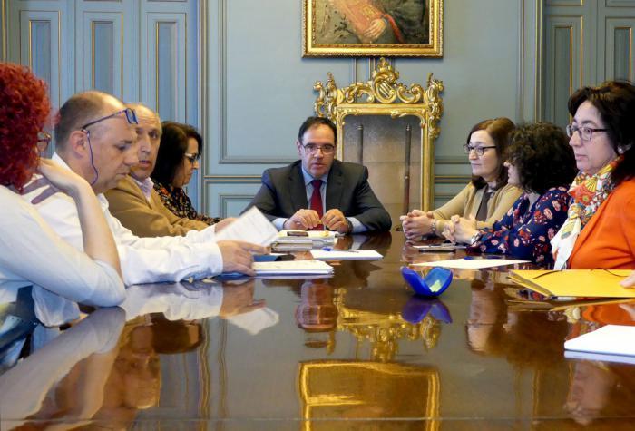 Diputación ofrece 80.000 euros a los GAL para que ayuden a los municipios a concurrir a las convocatorias de la ITI