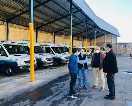 El PP exige al Sescam que pague a la empresa Ambulancias Cuenca y asegure, así, el futuro y bienestar de sus más de 300 trabajadores