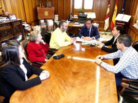 Diputación de Cuenca reforzará su respaldo a Apromips ante la celebración de su 25 Aniversario