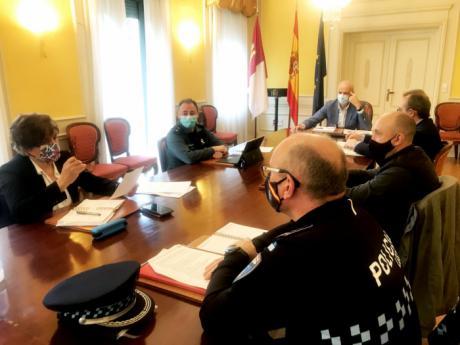 Primera reunión para la coordinación operativa provincial para el control y seguimiento de medidas contra la Covid-19