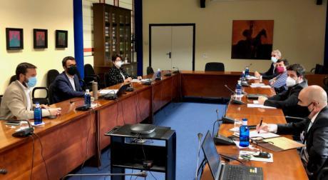 Castilla-La Mancha analiza las demandas del sector forestal con el Colegio Oficial de Ingenieros Técnicos Forestales