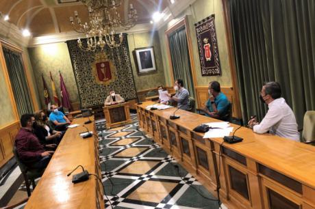 El Ayuntamiento planifica ya el Campeonato de España de Atletismo Sub16 por autonomías