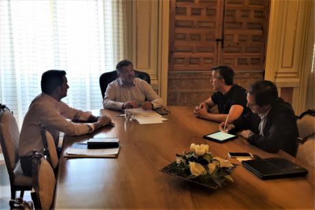 El Ayuntamiento de Cuenca preparará un inventario de locales y terrenos para ofrecer a los inversores