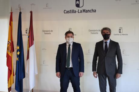 Castilla-La Mancha y la Comunidad de Madrid impulsan la colaboración en materia de transportes