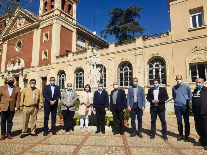 Carboneras, Huete y Villaescusa de Haro se sumarán a los actos del Jubileo de Santo Domingo de Guzmán por el VIII centenario de su muerte