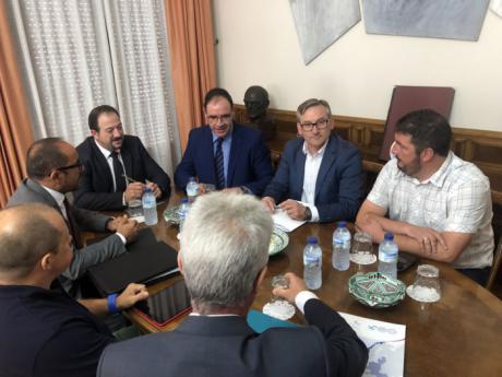 Teruel, Cuenca y Soria demandan una discriminación positiva para que sus territorios cuenten con Banda Ancha de Nueva Generación