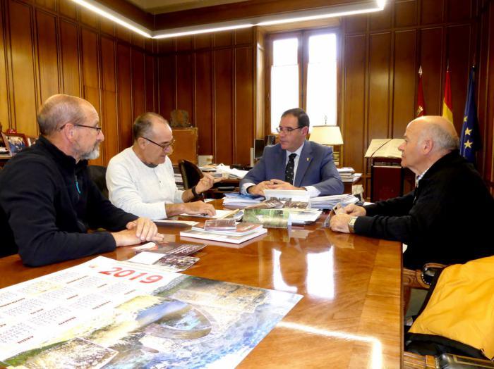 Diputación refuerza su respaldo al VI Concurso Nacional de Mastín Español con su celebración en el recinto de la Hípica