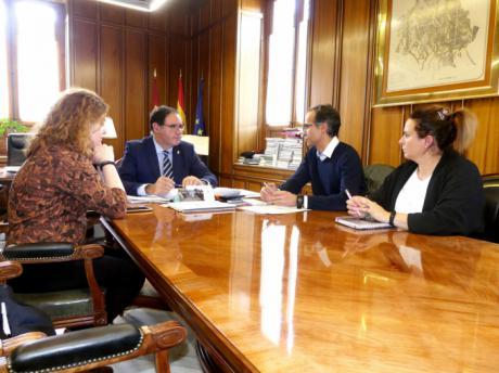 Diputación respaldará a FAMPA Cuenca en la celebración de un encuentro provincial de AMPAS en la Hípica