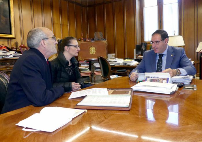 Diputación colaborará con la Asociación de Diabéticos de Cuenca para participar en el III Congreso Nacional de FEDE