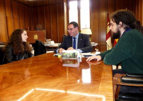 Diputación apoya la iniciativa de celebrar en Cuenca el XVII Encuentro de Jóvenes Investigadores en Paleontología